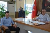 ÜLKER - Başsavcı Atbaş'tan Özkan'a Ziyaret