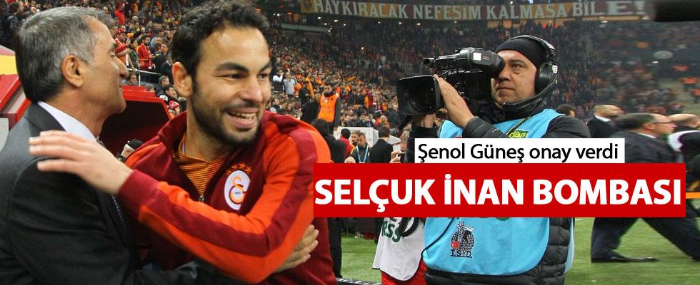 Beşiktaş'tan Selçuk İnan bombası! Şenol Güneş...