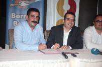 Bornova Becker Spor'a İMC Pergola Sponsor Oldu