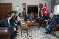 AKDAMAR ADASı - Büyükelçi Cho Yun-Soo, Kore Gazileri İçin Van'da