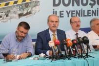 DEPREM RİSKİ - Büyükşehir Riskli 4 Bin Binayı Yıktı