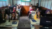 OKUMA SALONU - Çakıllı Yeni Cami, Teknolojik Kur'an-I Kerim Kursu İle Dikkat Çekiyor