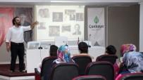 TAŞDELEN - Çankaya'da Girişimci Kadınlar Yetişiyor