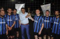 ORTAK AKIL - ÇEDAŞ, Çalışanları Futbol Turnuvasına Stres Attı