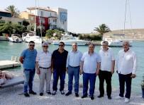 ALİ GÜVEN - CHP İl Başkanlarından Kılıçdaroğlu'na Destek