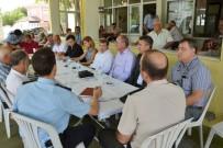 ERKAN KARAHAN - Çıkrıkçı Mahallesi'nde Halk Toplantısı Düzenledi