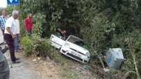ÇAYDEĞIRMENI - Devrek'te Trafik Kazası Açıklaması 2 Yaralı