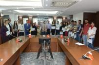 TİCARET ODASI - DTO, KOSGEB Ve İŞKUR İşbirliğinde Düzenlenen Girişimcilik Eğitiminde Sertifika Töreni