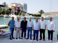 ALİ GÜVEN - Ege Bölgesi'ndeki CHP İl Başkanları Açıklaması 'Genel Başkanımızın Arkasındayız'