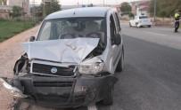Elazığ'da Trafik Kazası Açıklaması 7 Yaralı