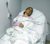 IRAK - Eşi Tarafından Darp Edilen Iraklı Genç Kadın Denize Atladı