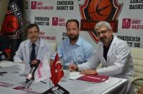 HAZIRLIK MAÇI - Eskişehir Basket Özel Ümit Hastanesi İle Yoluna Devam Ediyor