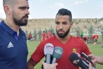 YARIŞ - Evkur Yeni Malatyasporlu Futbolculardan Lig Değerlendirmesi