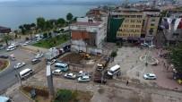 YIKIM ÇALIŞMALARI - Fatsa'ya Meydan Açılıyor