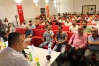 KAYIT DIŞI - Gaziantepli Sanatçılar Hakları Anlatıldı