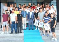 ŞEHİTLER ABİDESİ - Gümülcineli Öğrencilerden ÇOMÜ'ye Ziyaret