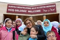 SIĞINMACI - Hayallerindeki Suriye'yi Çizdiler