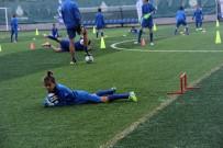 A MİLLİ TAKIMI - İBB Ve Başakşehir Spor Kulübü Geleceğin  Kalecilerini Yetiştiriyor