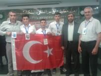 Iğdır'dan Türkiye'ye Altın Madalya