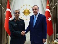 İRAN - İran Genelkurmay Başkanı Bakıri'den Türkiye Açıklaması