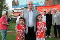 ODUNPAZARI - İsmail Dilber Futbol Turnuvası Sona Erdi