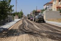 İBRAHİM HAKKI - Karaman Belediyesinin Asfalt Çalışmaları Sürüyor
