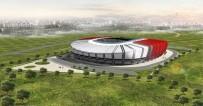 ERTUĞRUL ÇALIŞKAN - Karaman Şehir Stadyumu Projesi'nde Çalışmalar Başladı
