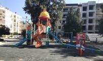 BOSTANLı - Karşıyaka'nın Parkları Yenileniyor