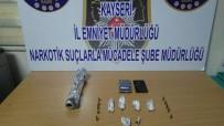 ALÜMİNYUM FOLYO - Kayseri'de Uyuşturucu Operasyonu Açıklaması 4 Gözaltı