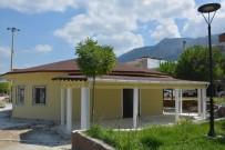 KAZIM KARABEKİR - Kazım Karabekir Çok Amaçlı Salon Açılışa Hazırlanıyor