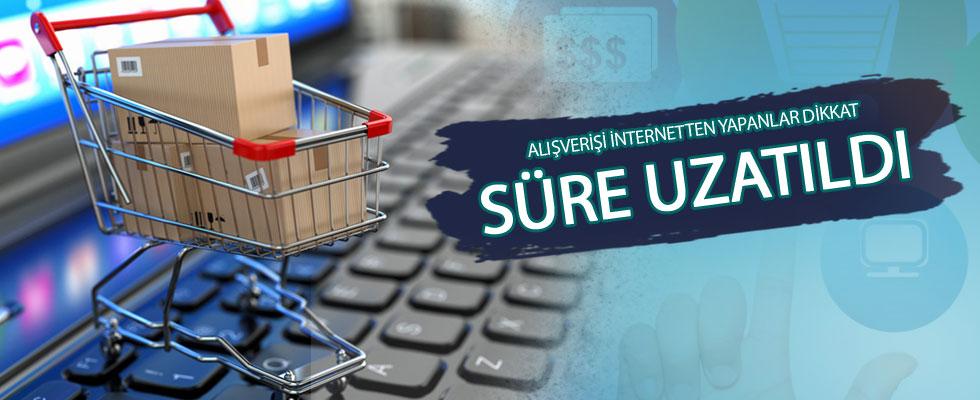 Kredi kartı ile internetten alışveriş onayı ile ilgili önemli açıklama