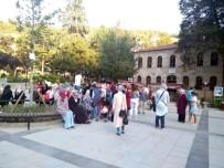 HAFTA SONU - Kuruluştan Kurtuluşa Kültür Gezileri Başladı