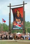 BUDAPEŞTE - Macaristan'da 'Atalar Günü' Düzenlendi