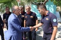 BORLU - Manisa'da 670 İtfaiye Personeli Hizmete Hazır