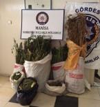 UYUŞTURUCU OPERASYONU - Manisa'da Uyuşturucu Operasyonu