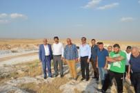 Mardin 2. OSB'de Çalışmalar Sürüyor