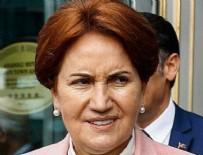 ANAYASA MAHKEMESİ - Meral Akşener Haşim Kılıç'a teklif götürdü