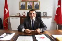 AHMET YESEVI - MHP İl Başkanı Muhittin Taşdoğan Açıklaması