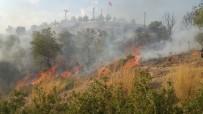 Milas'ta Moloz Alanında 5 Gün Arayla İkinci Yangın