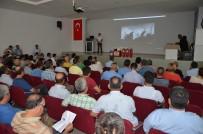 HALK EĞİTİM MERKEZİ - Milas'ta Vatandaşlara Güvenli Yaşam Eğitimleri Verildi