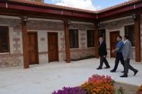 Milletvekili Eldemir Başkan Bakıcı İle Birlikte Tekke Mahalle Camii'nde İncelemelerde Bulundu