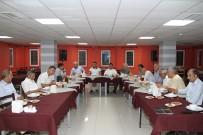 İL MİLLİ EĞİTİM MÜDÜRÜ - Milli Eğitim Şube Müdürlerine Veda Yemeği