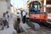 DOĞALGAZ - Muradiye'deki Hummalı Çalışmalar Sürüyor