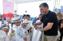Muratpaşa'da 470 Çocuk Erkekliğe İlk Adımı Attı