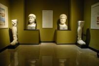 ROMA İMPARATORLUĞU - Roma'nın Görkemli İmparatorları Burdur'da Mahzun Kaldı