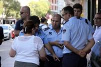 MASA SANDALYE - Samsun'da Kaldırım İşgallerine Geçit Yok