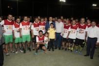 TOPLUMSAL OLAYLAR - Şanlıurfa'da 40 Takımın Katıldığı Şehitler Turnuvası Sona Erdi