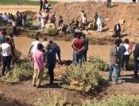 VİRANŞEHİR - Şanlıurfa'da tahliye kanalında yüzen 3 çocuk hayatını kaybetti