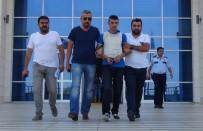 GÖRGÜ TANIĞI - Silifke'de Askeri Bıçakla Öldüren Şahıs Tutuklandı
