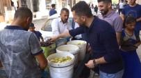AGİT - Silopi'de Yerli İncir Satışları İlgi Görüyor
